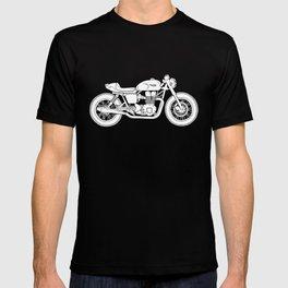 Triumph Bonneville - Cafe Racer series #3 T-shirt