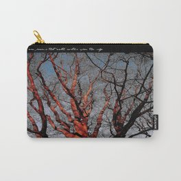 Trees Are Poems  Carry-All Pouch