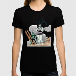 Goth's Day Out (shirt) T-shirt