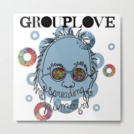 Grouplove  Metal Print