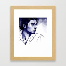 Bun2 Framed Art Print