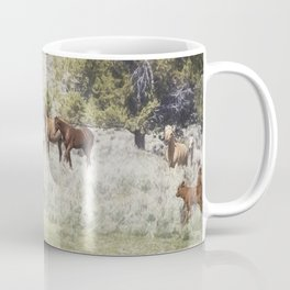 Meeting of the Herds Coffee Mug