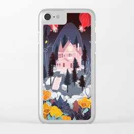 Coraline Clear iPhone Case