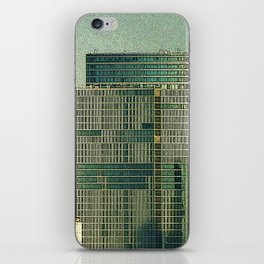 Milano City iPhone Skin