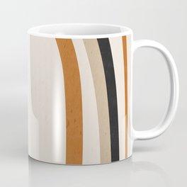 Abstract Art  Rainbow Coffee Mug