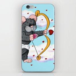 Cupid Hamster iPhone Skin