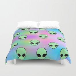 Aliens Duvet Cover