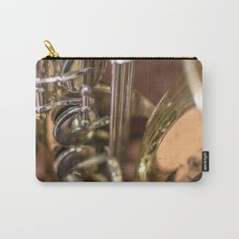 Saxophone detail Carry-All Pouch