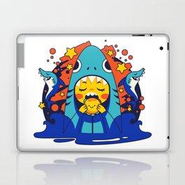 Overbite: Jawbreaker 3 Laptop & iPad Skin