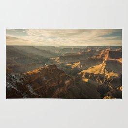 grand canyon photo Rug
