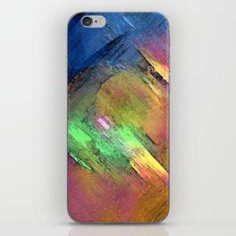 Rainbow Detour iPhone Skin