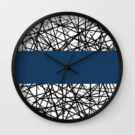 lud Wall Clock