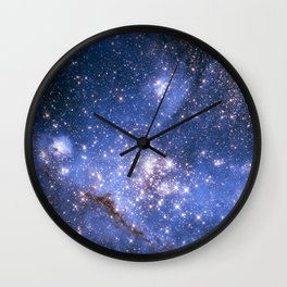 Small Magellanic Cloud Wall Clock