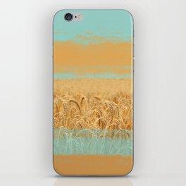 Harvest Landscape iPhone Skin