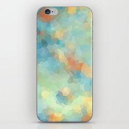 "Colored crystals . ""Sunbeams"" . iPhone Skin"