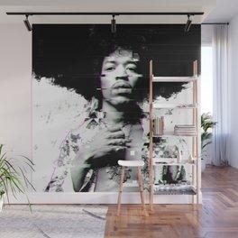 Hendrix, Jimi Wall Mural