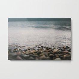 On The Water Metal Print