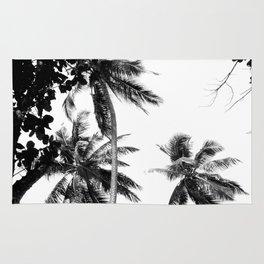 Tall trees Rug