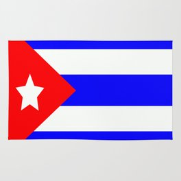 Flag of Cuba Rug