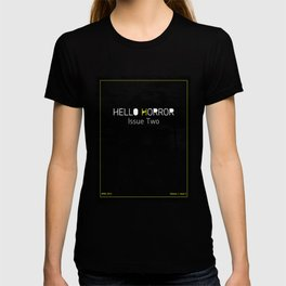 HelloHorror Issue 2 Cover T-shirt