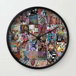 T Braun Studio Wall Clock