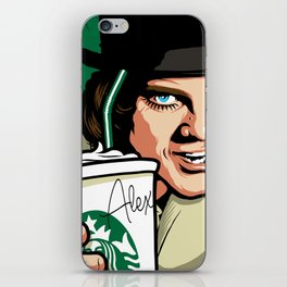 Ultra Milky Violence iPhone Skin