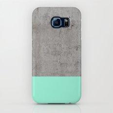 Sea on Concrete Galaxy S8 Slim Case