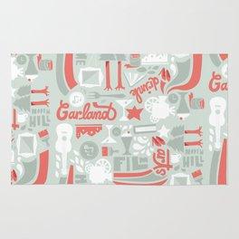 Garland Pattern Rug