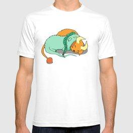 Dinku and Furret T-shirt