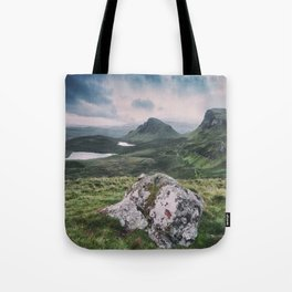 Up in the Clouds III Tote Bag