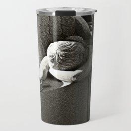 Mourning Travel Mug