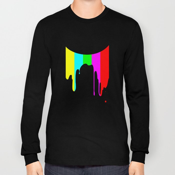Colour Test Long Sleeve T-shirt