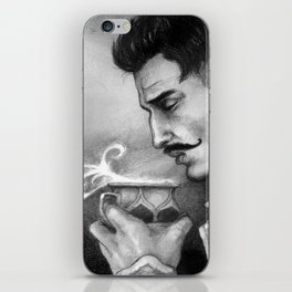 Dragon Age Inquisition - Dorian Pavus - Morning tea iPhone Skin