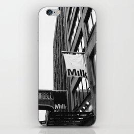 Milk Studios iPhone Skin