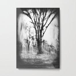 Ghost Metal Print