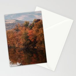 Reflections of Fall Stationery Cards