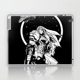 Interstellar Bounty Hunter Laptop & iPad Skin