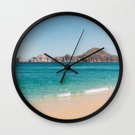 Cabo San Lucas V Wall Clock