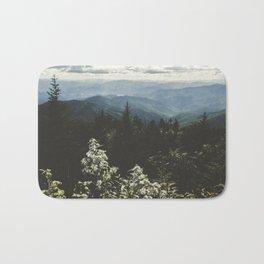 Smoky Mountains - Nature Photography Bath Mat