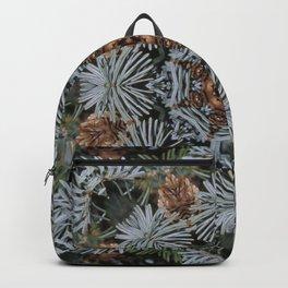 Spruce Cones And Needles Kaleidoscope K4 Backpack