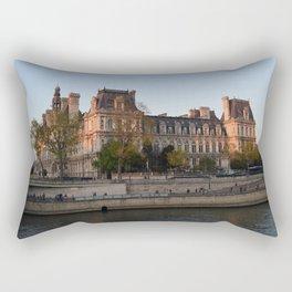 senna parigi Rectangular Pillow