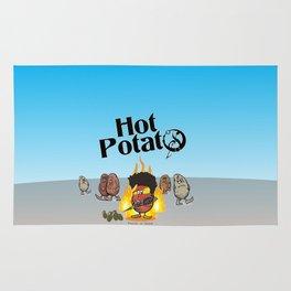 Hot Potato Rug
