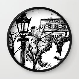On the way to the Triumph! Wall Clock
