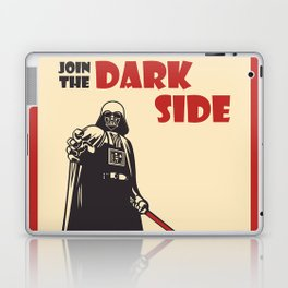 Join The Dark Side Laptop & iPad Skin
