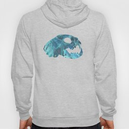 Cat Skull Art Hoody