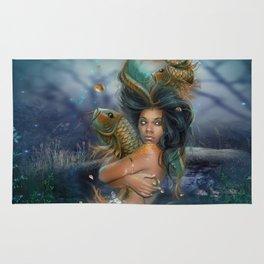 SunQueen Goddess Rug