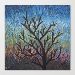 Untitled (Sunset) Canvas Print