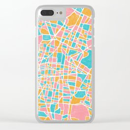 Mexico  City Clear iPhone Case