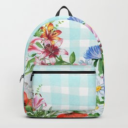 Fabulous Flowers Backpack