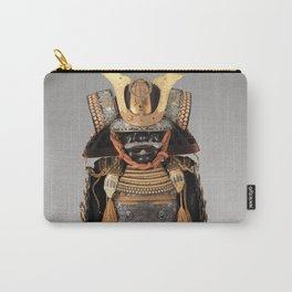 Historical Samurai Armor Photograph (17th-18th Century) Carry-All Pouch